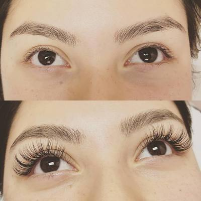 Lash Extension Services - Dashing Digits Nail Salon