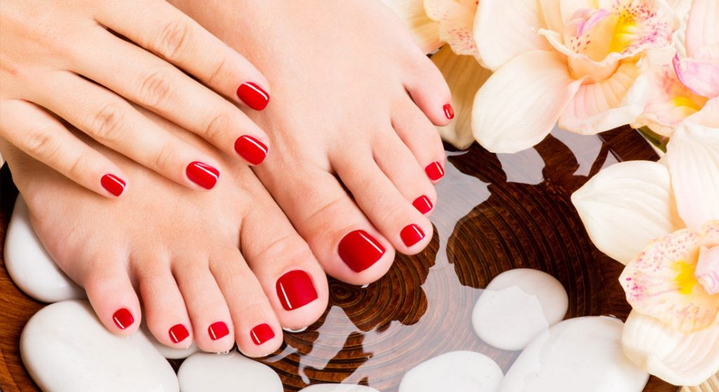 Pedicure Treatment